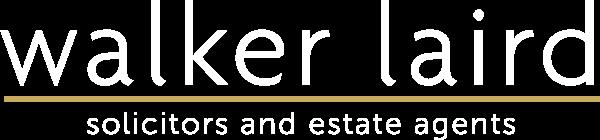 Walker Laird Logo White